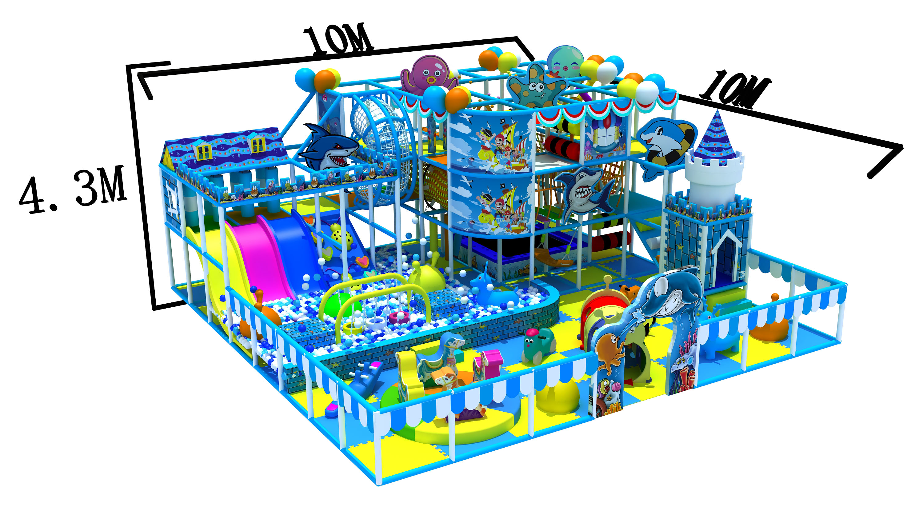 How To Make Your Children's Indoor Playground Busi...